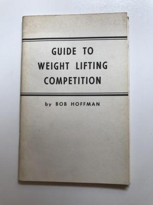 Guide to Weight Lifting Competition